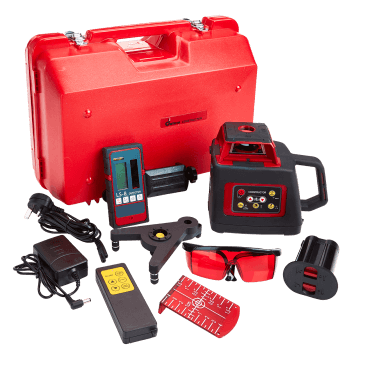 The Datum Constructor (Red Beam) is a fast self-levelling laser level designed for both the exterior and interior market.