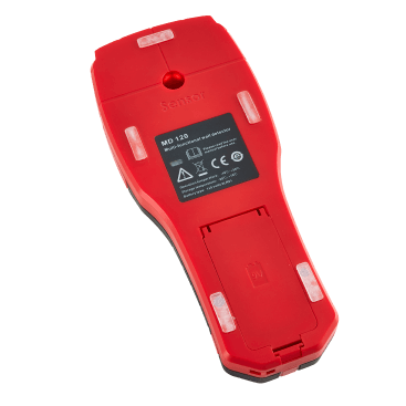 Datum DM120 is a handheld wall stud detector with high sensitivity, designed with the purpose of locating hidden metal pipes, live wires and stud / metal frames accurately when you want to indicate behind walls.