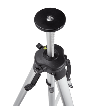 Datum Economy Rising Tripod 2  is a lightweight, compact tripod that is most suited to mounting small lasers etc.