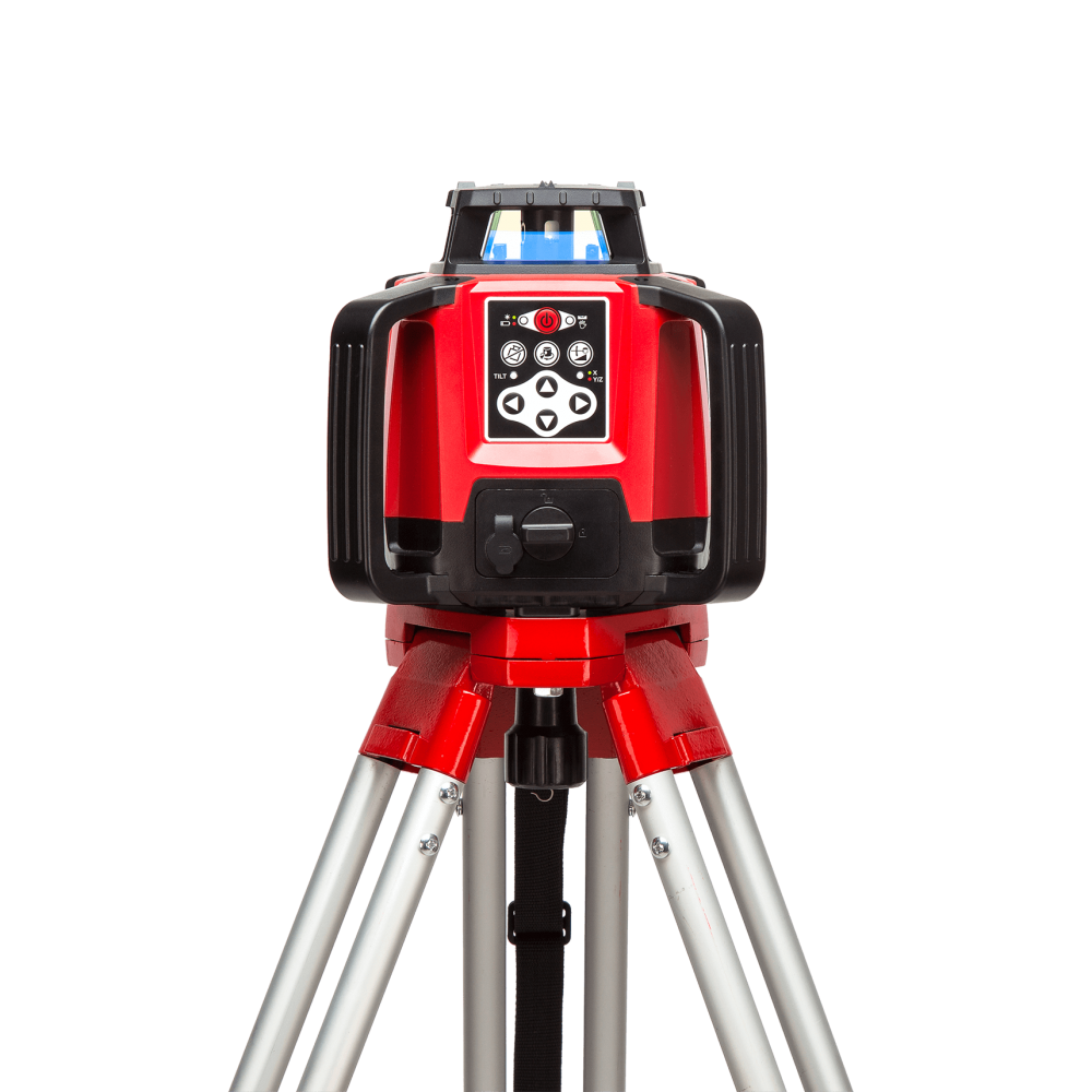 The Datum Lightweight Aluminium Tripod is suitable for all small instruments such as Levels and Rotating Lasers and can be adjusted with the clamp locking telescopic legs.