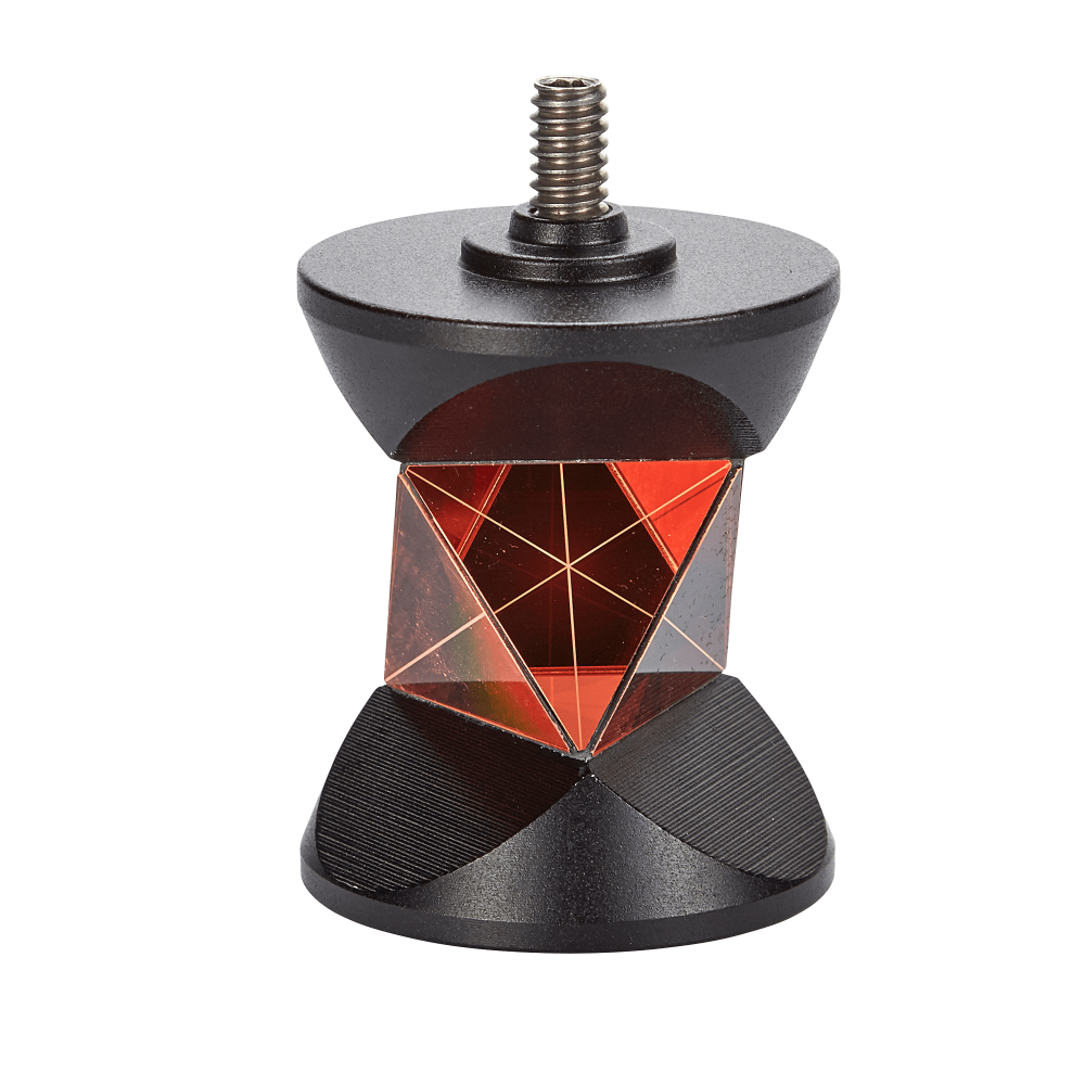 Datum DLT360PK 360 Degree Mini Prism Kit is a lightweight and ideal passive reflector solution for use with robotic total stations and is capable of measuring distances with an Automatic Target Recognition of up to 350 metres.
